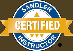 Sandler Training Certification Logo