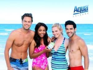 aqua leisure beach game image