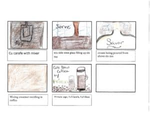 Story Board Image for Product